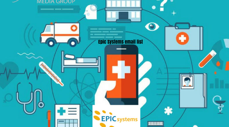 Epic Systems Email List| Epic Systems Mailing List in USA