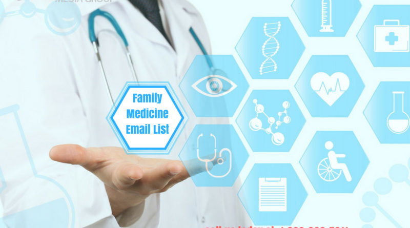 Family Medicine Email List| Family Medicine Mailing List in USA