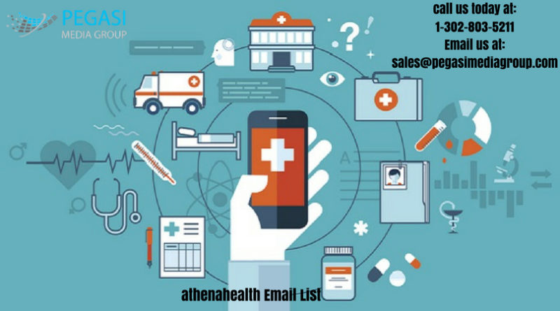 athenahealth Email List| athenahealth Mailing List in USA